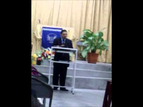 Israel Preaching in Guatemala