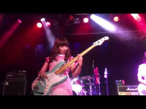 Silent Siren - S World Tour In SF -Bass,Drum,Guitar,Keyboard Solo-