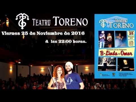 T. TORENO B-LINDA Y OMAR 25 - 12- 2016