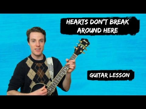 Ed Sheeran - Hearts Don't Break Around Here | Guitar Chords for Beginners