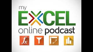 EXCEL PODCAST SHOW 09: Excel for Accountants with Jeff Lenning