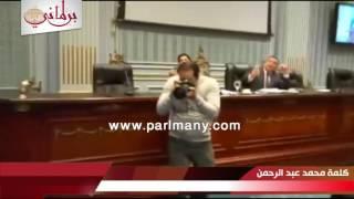 بالفيديو.. محمد عبد الرحمن: لو إعلامى جاله أزمة قلبية ع الهوا القناة هترميه برة وترفسه