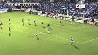 2014 J2 リーグ第29節「ジュビロ磐田vs.栃木SC」