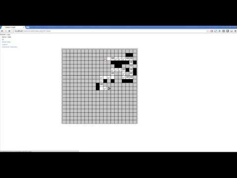 Random Map Tile Exploration Code
