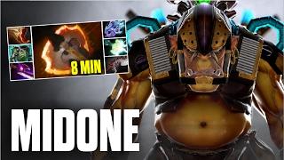 8 Min Battle Fury Carry Alchemist by MidOne - Epic Gameplay | Dota 2