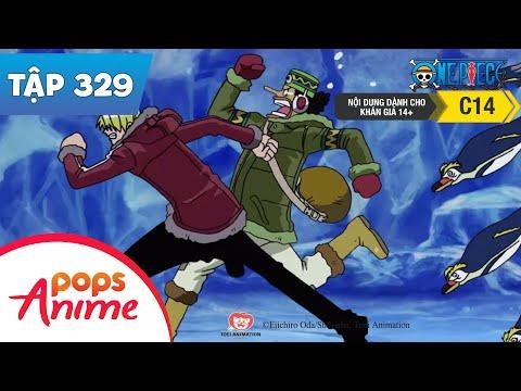 One Piece Tập 329 - Cuộc Tấn Công Của Các Thợ Săn Hải Tặc!Đại Chiến Trên Băng Bắt Đầu - Đảo Hải Tặc