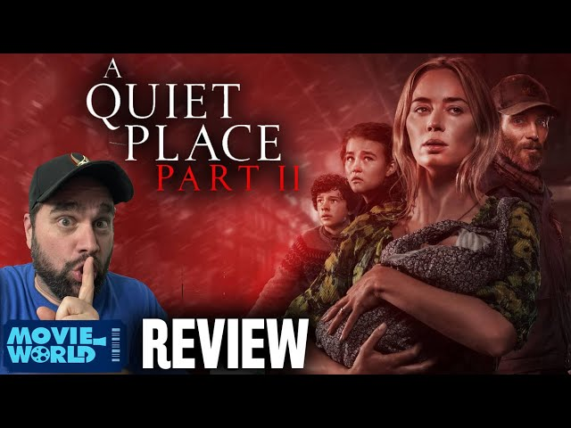 A Quiet Place Part 2 - Review - Worth Seeing In Theaters?!