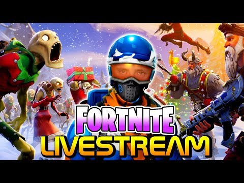 Neues Event Frostnite Livestream ⚡ Fortnite ⚡ Rette die Welt - MaikderIV thumbnail