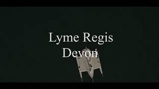 Lyme Regis with the Mavic 2 Pro