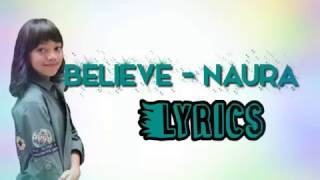 [2.99 MB] Naura - Believe (Nothing Can't Stop You Now)