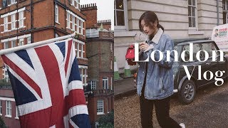 伦敦周末丨London Weekend Vlog丨Travel with Savi #14丨Savislook