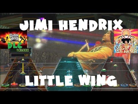 Jimi Hendrix - Little Wing - Guitar Hero...