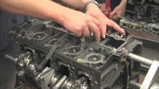 Film de démonstration du moteur mce-5 VCRi - Réalisation par marque déposée
