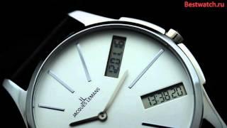 видео Часы Jacques Lemans