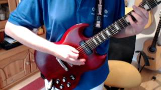 Live cover: Airborn + Platinum + North-Star + Guilty (Mike Oldfield) - Christian K.