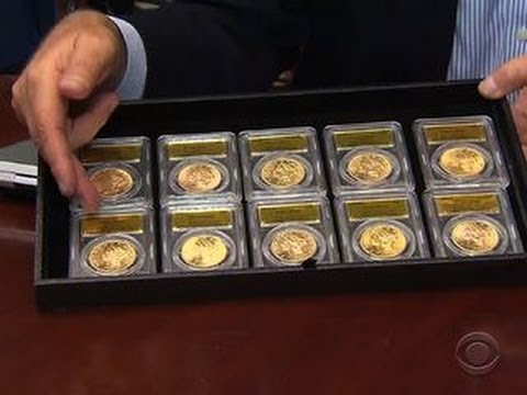 $10 million gold coin haul may have been stolen from mint