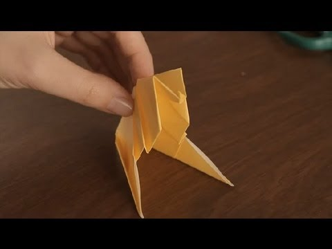 Como Hacer Una Esfinge En Origami Figuras Basicas En