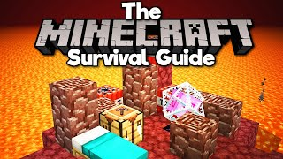 Which Netherite Mining Method Is Best? ▫ The Minecraft Survival Guide (Tutorial Lets Play)[Part 317]