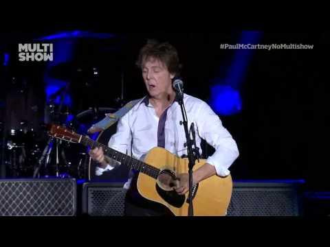 Paul McCartney em São Paulo 2014 - Transmissão Multishow
