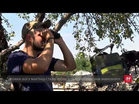 Бойцы батальона «Донбасс-Украина» вернулись на свои позиции в Марьинке