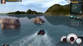 Fish Hunt 世界を釣れ! オープンβテスト 韓国ホンヒョン沖.mp4