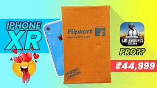 iPhone XR Unboxing In 2020 (Flipkart Sale Unit)