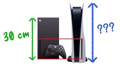 PS5 & XBOX SERIES X SIZE DIFFERENCE, RTX 3080 LEAKED, & MORE
