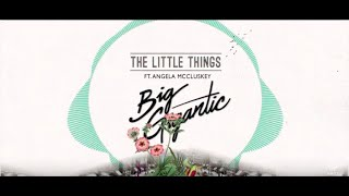 Video Big Gigantic - The Little Things ft. Angela McCluskey (Official Lyric Video) download MP3, 3GP, MP4, WEBM, AVI, FLV November 2017