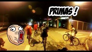 Aln1001 Bikefilmador - Terror Nas Primas - Nova Casa Do Aln - Família Causando