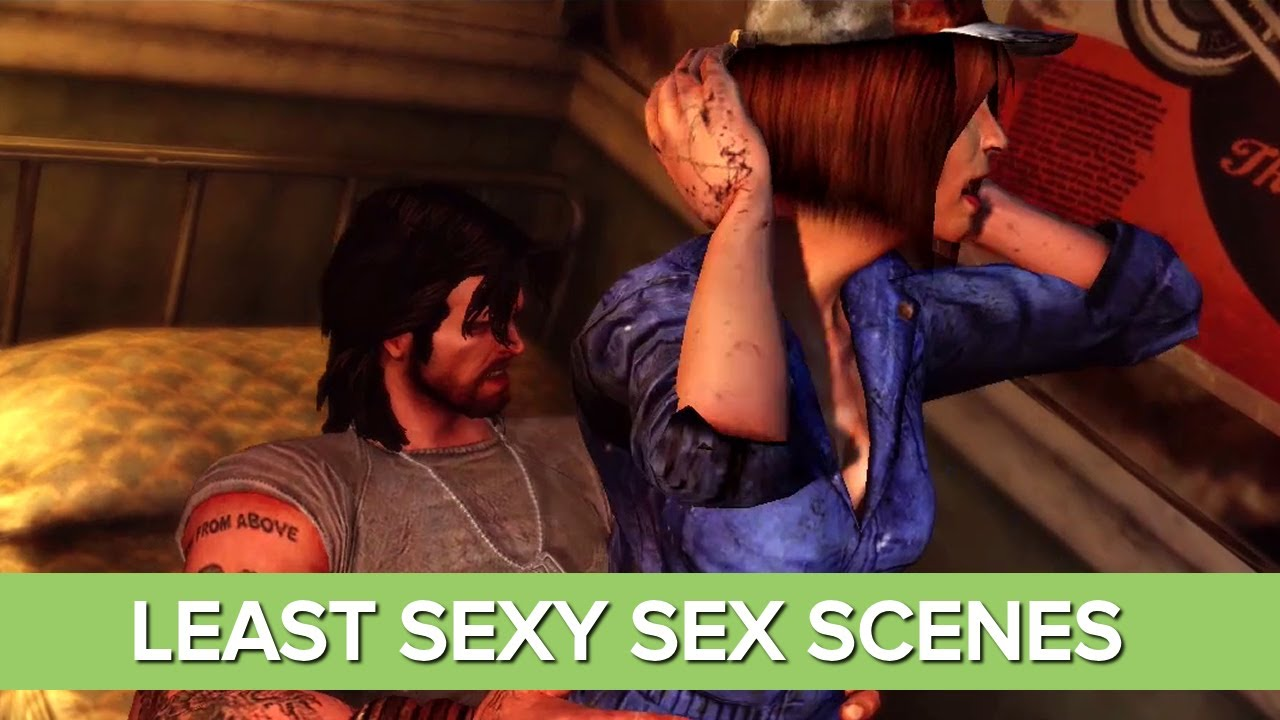 Sex scenes in video games pics 643