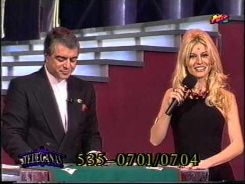 Mago Eduardo Esteban En Teleganas Gisela Barreto Andres Percivale - YouTube