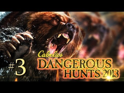 Dangerous Hunts 11- How to defeat the Grizzly, Rhino An ...