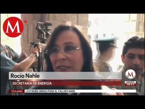 Refinería de Dos Bocas ya tiene permiso ambiental: Rocío Nahle