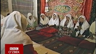 1992: Ўзбек аёлларининг исломга қайтиши