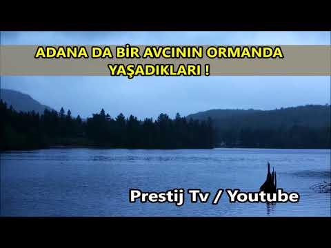 Adana Da Bir Avcının Ormanda Yaşadıkları !  ( YAŞANMIŞ OLAY )