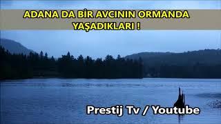 Adana Da Bir Avcının Ormanda Yaşadıkları - ( Takipçi Hikayeleri # 17 )