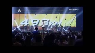 Κωνσταντίνος ΑΡΓΥΡΟΣ MAD VMA 2016