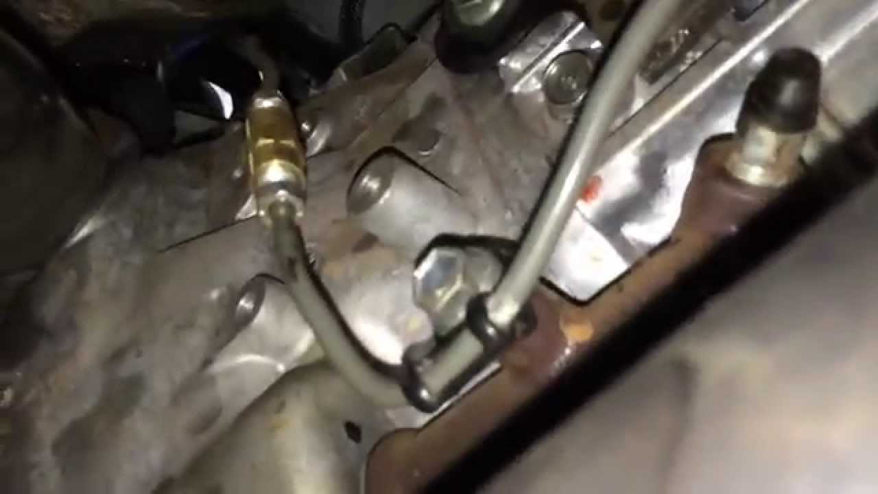 '05 Toyota Taa Clutch Shuttle Valve Removal (Clutch