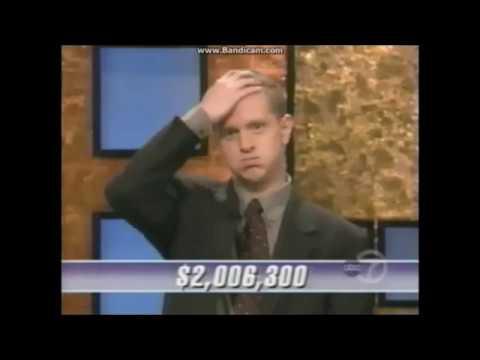Jeopardy! Ken Jennings reaches $2 Million