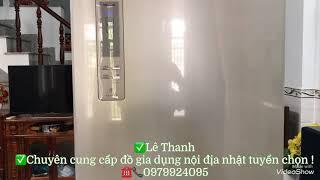 24/12/2019 Báo giá tủ lạnh Toshiba GR-432GS(NU) đẹp keng nội địa nhật