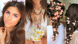 Flower Child | Coachella Inspired makeup look