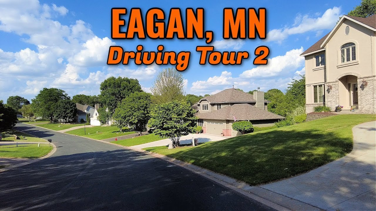 Download Eagan Driving Tour - [Best Suburbs of the Twin Cities]