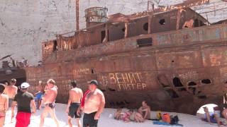 Zakynthos-Plaja Navagio(Beach Navagio)-HD