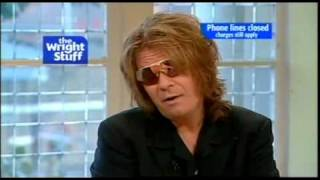 TWStuff - Duran Durans Andy Taylor & the papers (12.09.08) YouTube Videos