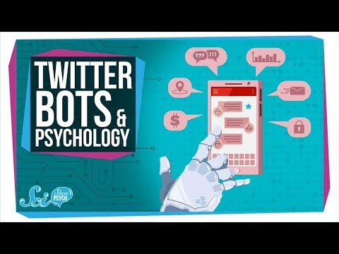 How Twitter Bots Use Psychology To Fool You