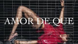 Gambar cover Pabllo Vittar - Amor de Que (Áudio Oficial)