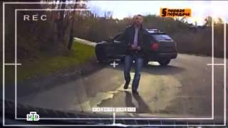 Сюжет НТВ о стрельбе в Прокопьевске