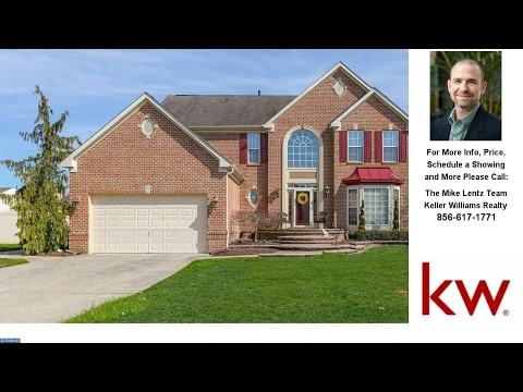 756 SHERWOOD DRIVE, WILLIAMSTOWN, NJ Presented by The Mike Lentz Team.
