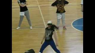 Киров Hip-Hop Boom 2012 Hip-Hop девушки соло Gyulvart