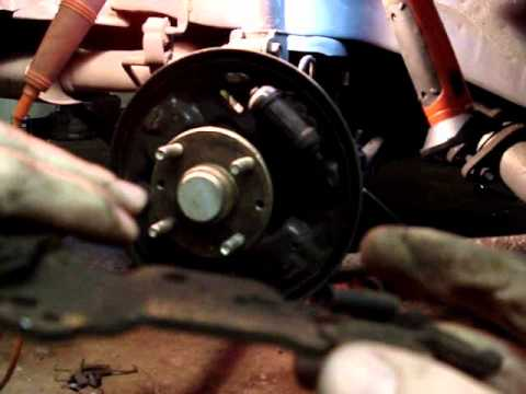 Rear Brakes for 2000 Ford Escort - Ford Parts Catalog